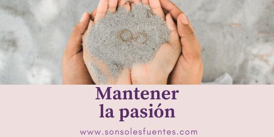 Artículo claves para mantener la pasión en la relación estable