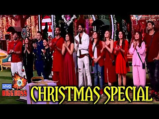BiggBoss13 christmas special episode