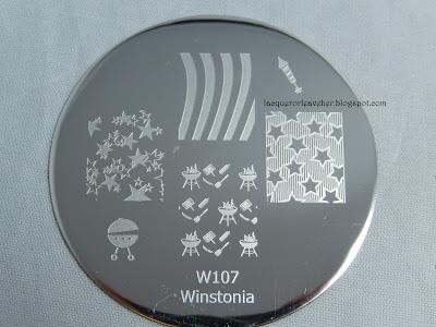 Winstonia W107