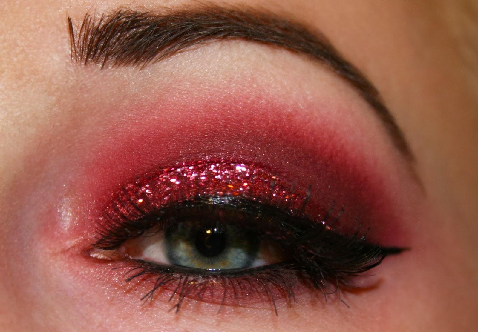 ! Enchanted Makeup: Glitter Me Pink Eyeshadow Look! - photo#37