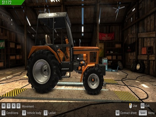 Farm Mechanic Simulator 2015 Game Free Download
