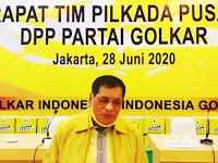 AIZ-RISMA Akhirnya Berhasil Dapat Rekomendasi Partai Golkar Pada Pilkada 2020