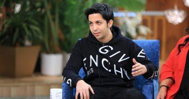 من هو هشام جمال بطل مسلسل في بيتنا روبوت Hisham Gamal