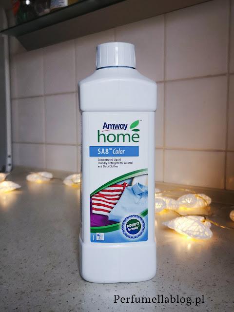 płyn sa8 do prania amway home