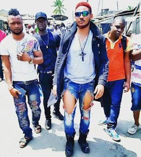 , Some crazy stylish men spotted in Satellite Town, Lagos, Latest Nigeria News, Daily Devotionals & Celebrity Gossips - Chidispalace