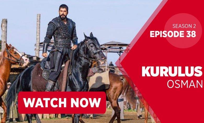 Kurulus Osman Season 2 Episode 11 in Urdu and English