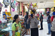 Peduli Kesehatan, Binmas Polda Sulut Lakukan Penyuluhan Masker