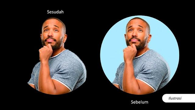 Cara Menghilangkan Background Foto Tanpa Capek
