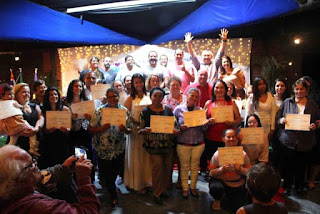 FSS entregou 545 certificados dos cursos de capacitação realizados durante o ano