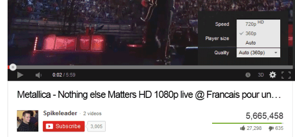 video hd 1080p youtube
