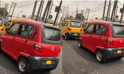 Lagos Transportation