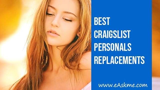 Best Craigslist Personals Replacements for You: eAskme