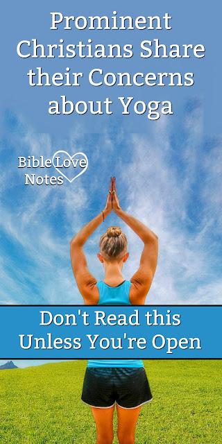 Christian Teachers Address their Concerns About Yoga