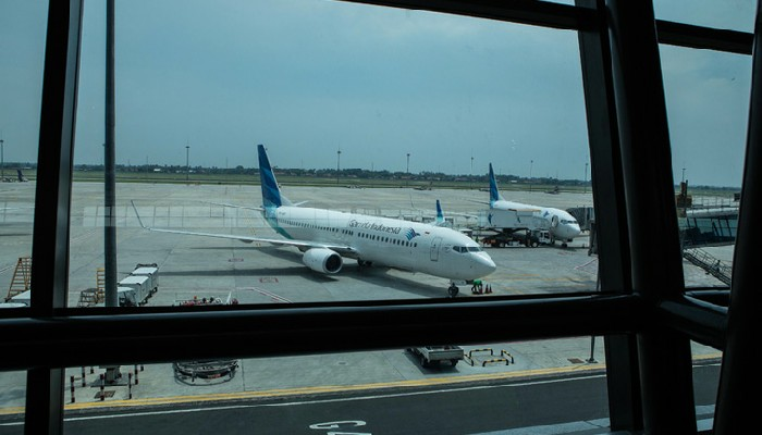 Bandara Soekarno-Hatta Hanya Layani Angkutan Kargo & Penerbangan Khusus Hingga 1 Juni 2020