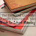 The Essential Guide to Family Function and Fun - Back to School Planning