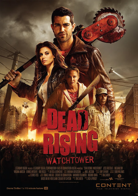 dead rising watchtower poster