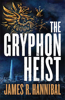 The Gryphon Heist book cover