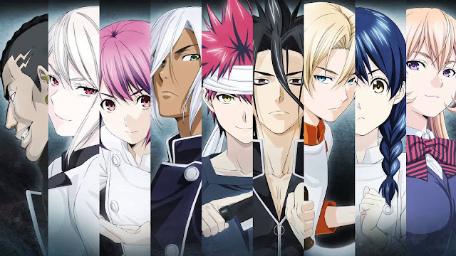 Anime Yg Akan Rilis Juli 2018 18 Upcomming Paling Di Antisipasi Versi All