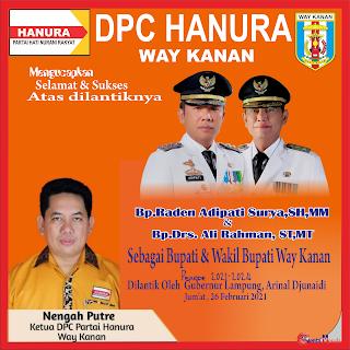 Hanura Way Kanan