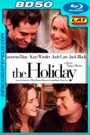 The Holiday (Vacaciones) (2006) BD50 Latino – Ingles