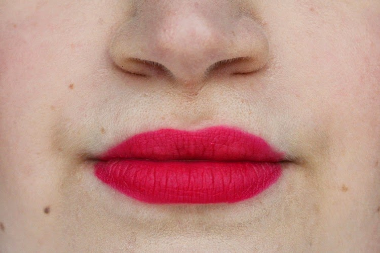 Bourjois Rouge Edition Velvet Lipstick in Ol Flamingo