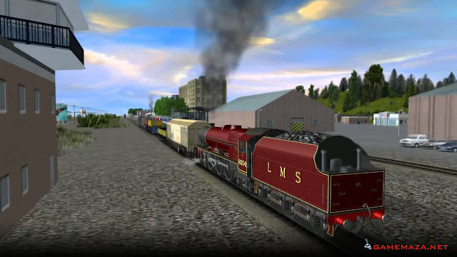 Trainz Simulator 12 Gameplay Screenshot 2