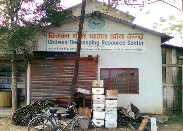 Chitwan Beekeeping Resource Center - A Research