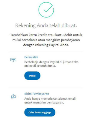 Cara Masuk Ke Rekening Paypal