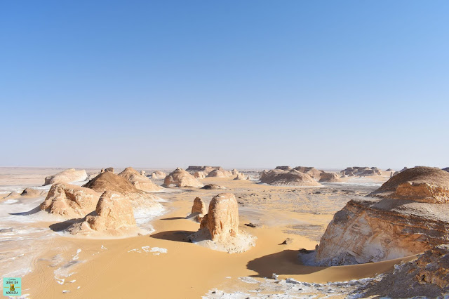 Valle de Agabat, Egipto