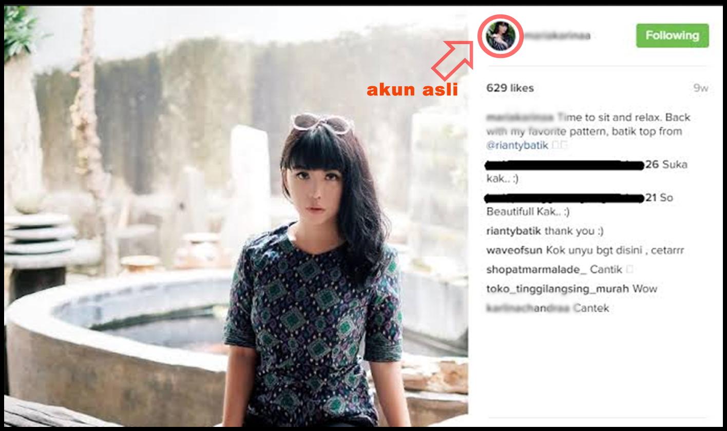 syarat verifikasi akun instagram