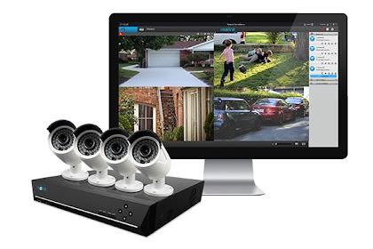 5 Pilihan Cara Merekam Kamera Keamanan Sepanjang Waktu selama 24 Jam