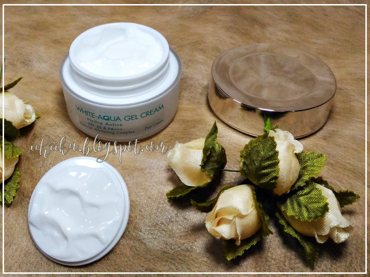 Review Pixy White Aqua Gel Cream