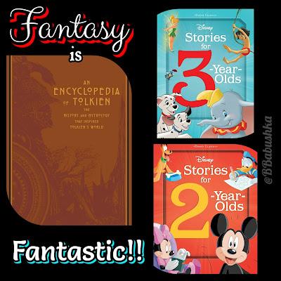 Fantastic_Fantasy_Disney_Tolkien_books