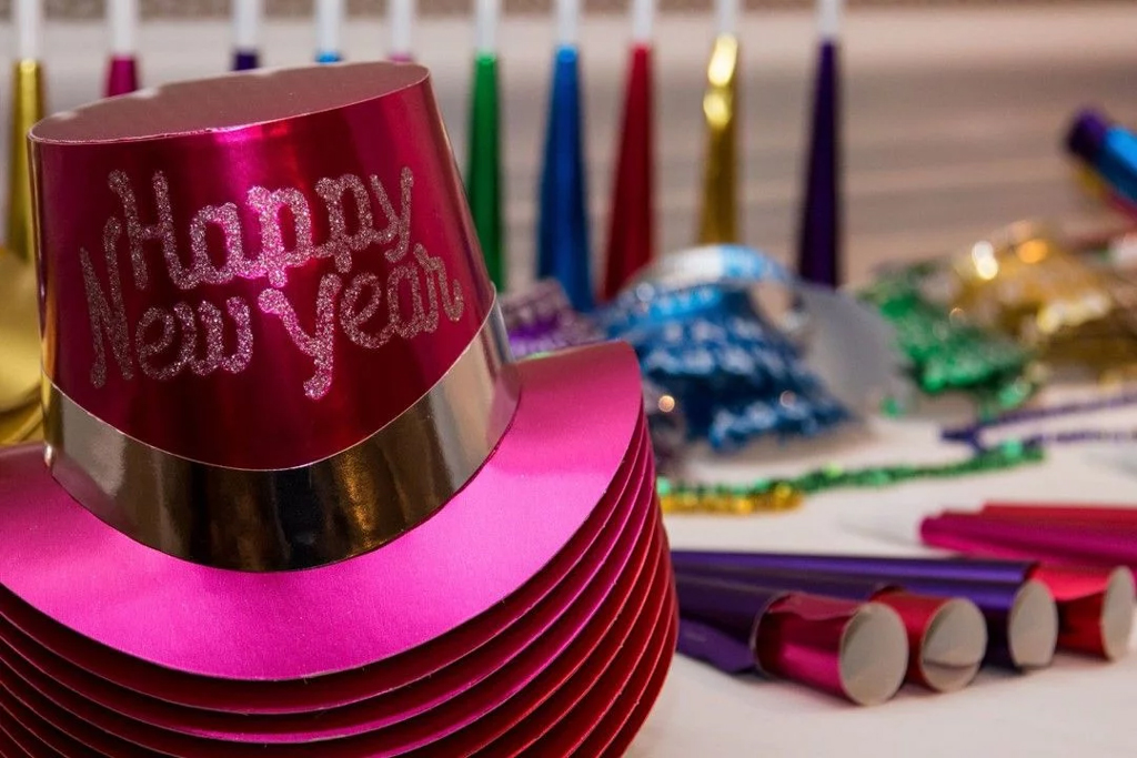 Celebrate In Style This New Year