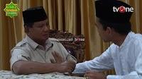 Praktisi Ruqyah Ungkap Fakta Menakjubkan Di Balik UAS Pegang Dada Kiri Prabowo