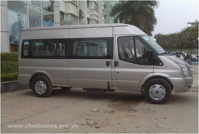 Cho thuê xe đi Nghệ An thành phố Vinh 1
