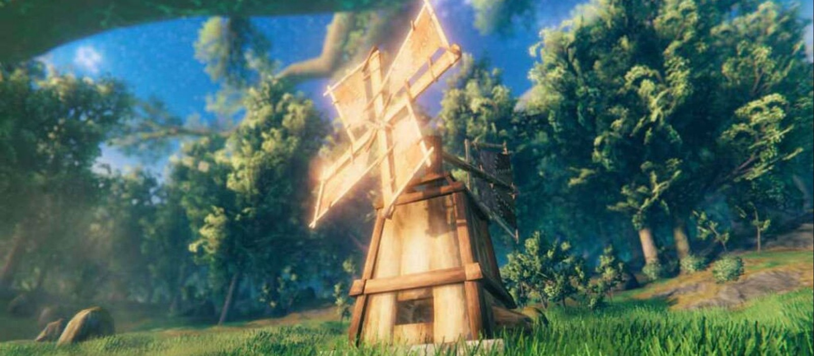 How to make a windmill in Valheim. Where to find barley to make flour