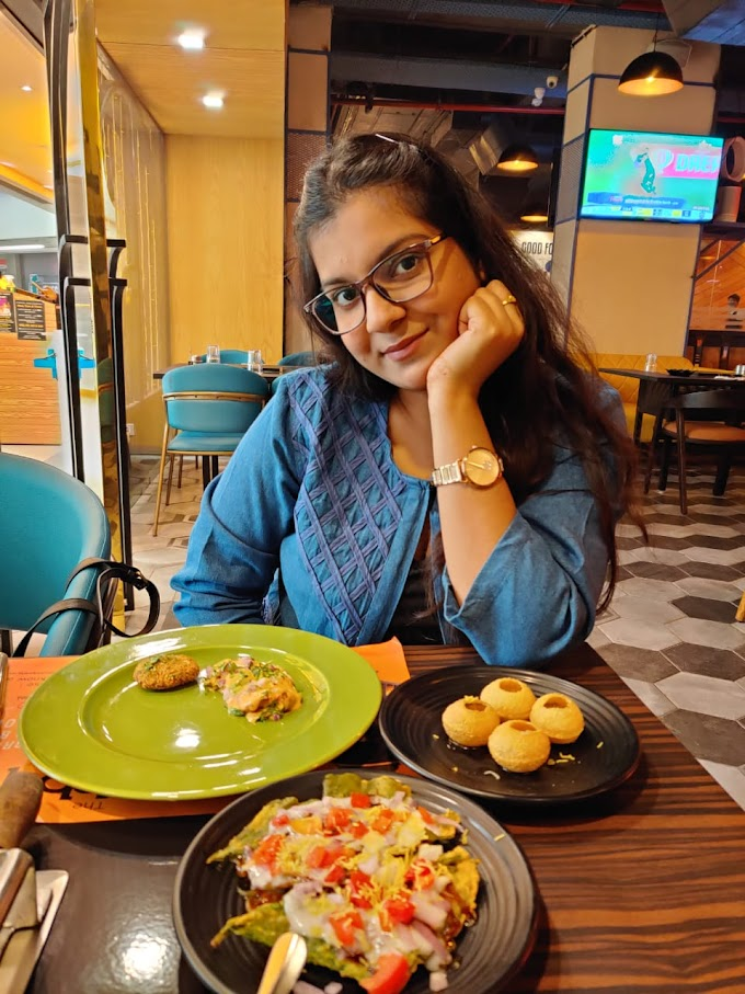Mithi Singh - When You Make Your Passion a Career, Trust Me You'll Do Wonders (Food Blogger From India)