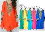 Mini Kaftan Renda SOLD OUT