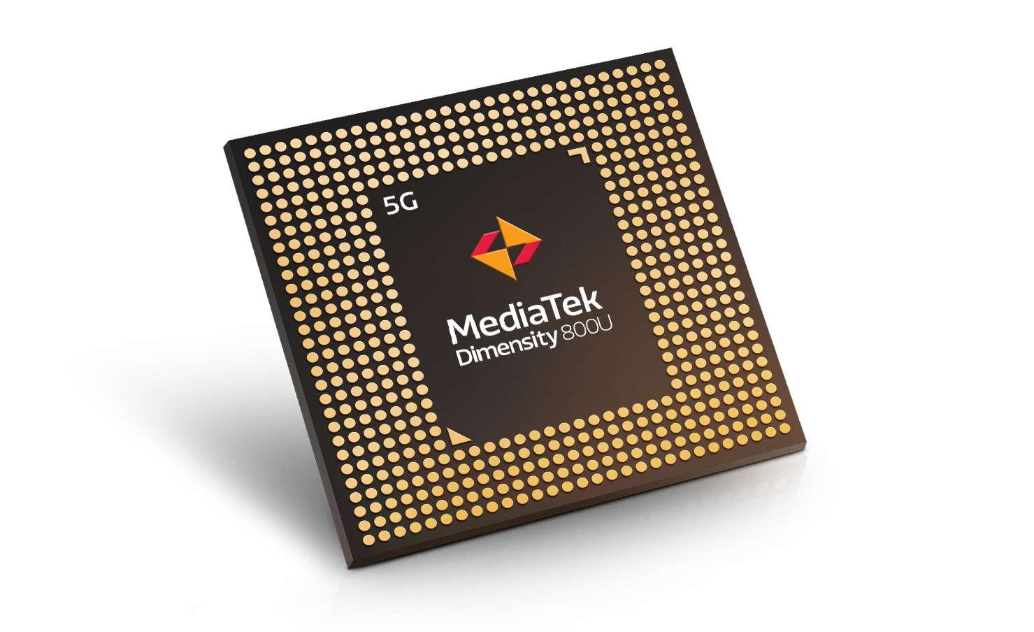 MediaTek Dimensity 800U Diperkenalkan, Andalkan Dual SIM 5G