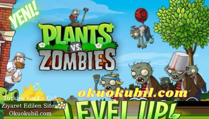 Plants vs Zombies v2.9.08 Para + Güneş Hileli Mod APK İndir 2021