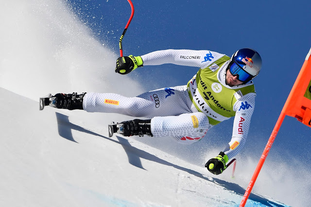 Soldeu El Tarter 2019 Alpine Skiing World Cup Finals. Day 2