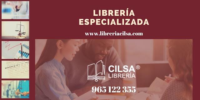 Librería técnica y especializada CILSA