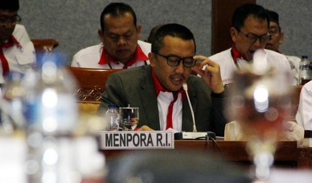 Jokowi Tanya Status, Imam Nahrawi: Alhamdulillah, Saya Ditetapkan Sebagai Tersangka