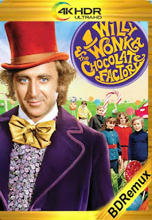 Willy Wonka and the Chocolate Factory (1971)[BDRemux 4K] [Castellano-Latino-Inglés] [Google Drive] chapelHD