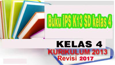 Buku IPS K13 SD kelas 4