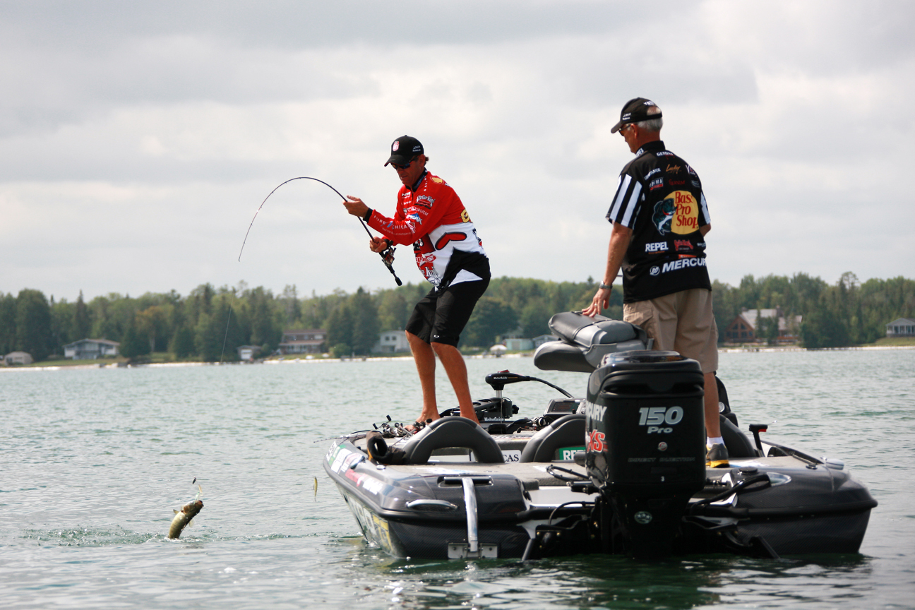 A boyd 39 s eye view for Major league fishing com