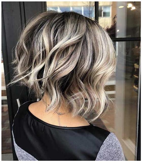 bob hairstyle 2020