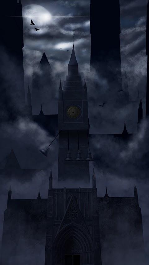 Tòa Lâu Đài Hắc Ám