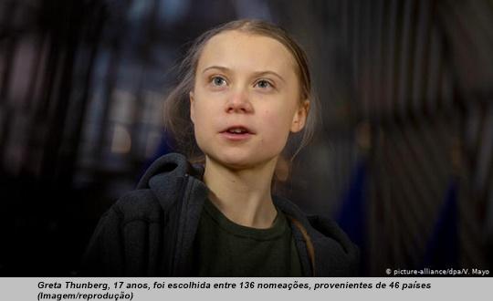 www.seuguara.com.br/Greta Thunberg/doação/Amazônia/coronavírus/
